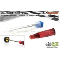 Scaleauto SC5079F Pro Reamer Tool (2mm, 2.38mm (3/32), 3mm)
