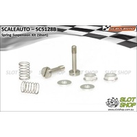 Scaleauto SC5128B Motor Mount Suspension Kit (Short)