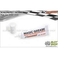 Scaleauto SC5303 Magic Gear Grease (15ml)