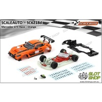 Scaleauto SC6218d Mercedes AMG GT3 - Orange