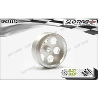 Sloting Plus SP021152 Duraluminium Wheels 3/32 (17.2 x 10mm)