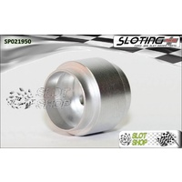 Sloting Plus SP021950 Duraluminium F1 Wheels 3/32 (14.5 x 12mm)