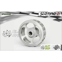 Sloting Plus SP022318 Magnesium Wheels (16.5 x 8.5mm) - Urano