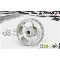 Sloting Plus SP022320 Magnesium Wheels (16.5 x 10mm) - Urano