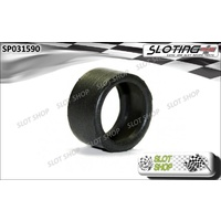 Sloting Plus SP031590 Zero Grip Front Tyres (17 x 9mm)