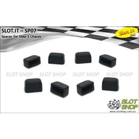Slot.it SP07 Spacer for Step 3 Chassis