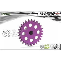 Sloting Plus SP072327 Anglewinder Spur Gear (16mm) - 27 Tooth