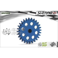 Sloting Plus SP072328 Anglewinder Spur Gear (16mm) - 28 Tooth