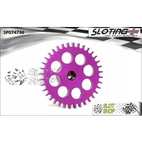 Sloting Plus SP074736 Sidewinder Spur Gear (17.5mm) - 36 Tooth