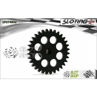 Sloting Plus SP074832 Sidewinder Spur Gear (18mm) - 32 Tooth