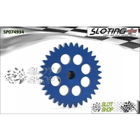 Sloting Plus SP074934 Sidewinder Spur Gear (19mm) - 34 Tooth