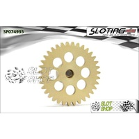Sloting Plus SP074935 Sidewinder Spur Gear (19mm) - 35 Tooth