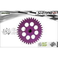 Sloting Plus SP074936 Sidewinder Spur Gear (19mm) - 36 Tooth
