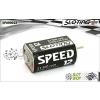 Sloting Plus SP090012 Speed 12 Motor 21,500rpm