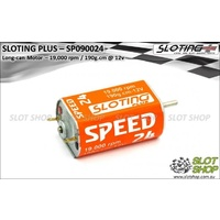 Sloting Plus SP090024 Speed 24 Motor 19,000rpm