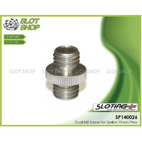 Sloting Plus 140026 Dual M8 Screw for Upsilon Pinion Press