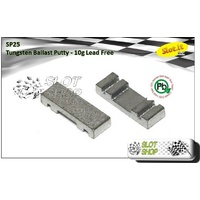 Slot.it SP25 Tungsten Ballast - 2.5g Lead Free