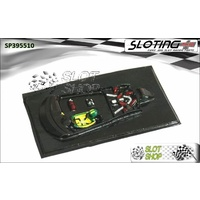 Sloting Plus SP395510 Lexan Cockpit for Scalextric McLaren MP4-12C GT3