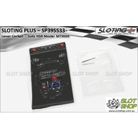 Sloting Plus SP395533 Complete Lexan Cockpit for NSR Mosler