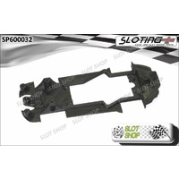 Sloting Plus SP600032 3D Plastic Chassis - Fly Porsche 997 RSR