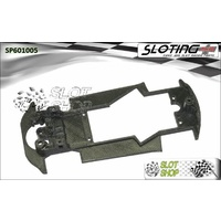 Sloting Plus SP601005 3D Plastic Chassis - SCX Citroën DS3 WRC