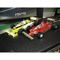 SRC 900104 F1 Collector Edition - French GP 1979