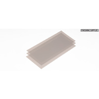 Tamiya 87144 Fine Lapping Film (3 Pieces)