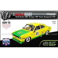 TTS028 Ford Escort BP Team #41