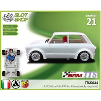TTSK034 A112 Abarth White Kit