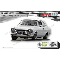 TTS K21 Ford Escort MkI (White Kit)
