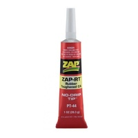 Zap PT44 Rubber Toughened Cyanoacrylate Glue