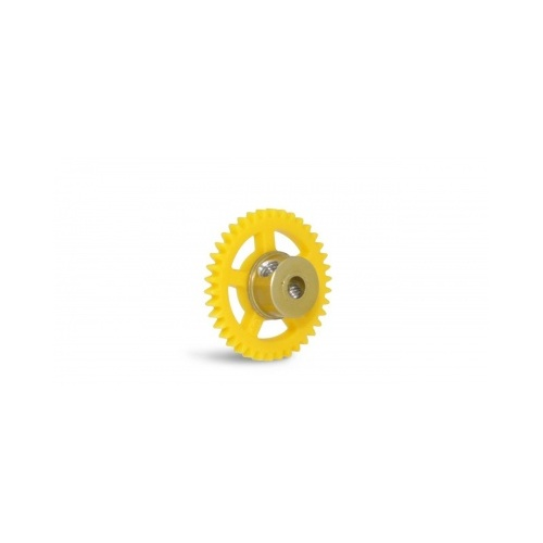 Scaleauto SC1050B Nylon Spur Gear for 3mm Axle (38 Tooth)