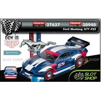 Carrera Digital 30940 Ford Mustang GTY #55