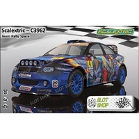 Scalextric C3962 Team Rally Space