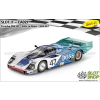 Slot.it CA02I Porsche 956 LH 1984 #47