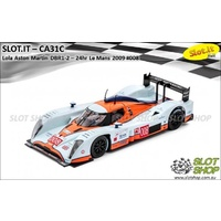 Slot.it CA31C Lola Aston Martin DBR1-2 24hr Le Mans 2009 #008