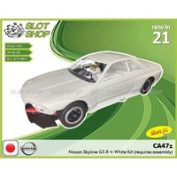 Slot.it CA47z Nissan Skyline GT-R - white kit