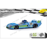 Slot.it CW21 Matra MS670B 1973 #11 (Limited Edition)